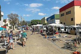 Größter Flohmarkt auf Mallorca findet bis auf weiteres nicht statt