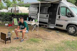 Campingbusse auf Mallorca werden immer beliebter