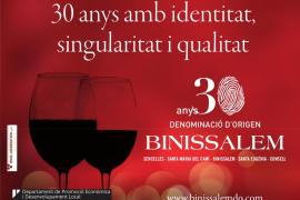 Grund zu feiern: Vor 30 Jahren wurde die DO Binissalem gegründet.