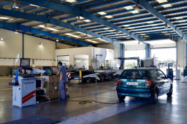 Mobile TÜV-Prüfstation auf Mallorca nimmt Betrieb auf