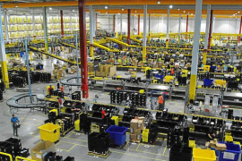 Amazon errichtet Logistikzentrum in Palma de Mallorca