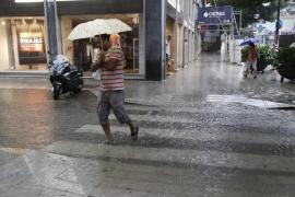 Erst Regen, dann Sonne auf Mallorca