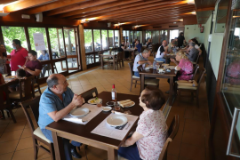 Mallorca-Regierung finanziert Belüftungsanlagen für Restaurants