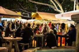 Playmobil-Schau statt Christmas-Market in Puerto Portals