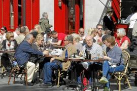 4000 Restaurants auf Mallorca haben keine Terrassen
