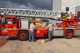 Corona befällt Feuerwehr in Stadt auf Mallorca
