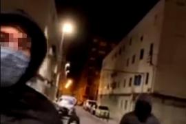 Jugendliche Ausgangssperresünder veröffentlichen auf Mallorca Videos
