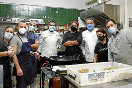 Top-Köche auf Mallorca helfen Menschen in Not