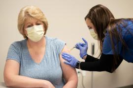 Corona-Impfungen könnten am 27. Dezember beginnen