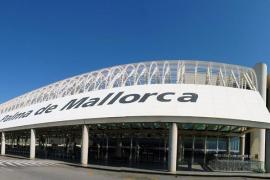 Nord-Landebahn des Mallorca-Airports frisch geteert wiedereröffnet