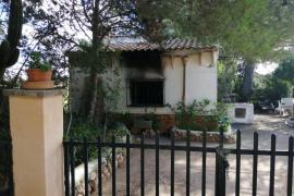 Besetztes Landhaus auf Mallorca geht in Flammen auf