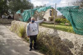 Vier Okupas besetzen Finca auf Mallorca