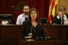Armengol deutet weitere Corona-Einschränkungen auf Mallorca an