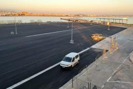 Hafenausbau für Kreuzfahrtriesen abgeschlossen