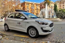 Palma de Mallorca nimmt intelligentes Auto in Betrieb
