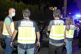 Mit Messer bewaffneter Mann überfällt Juwelier in Palmas Zentrum