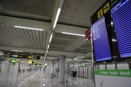 Brite am Flughafen von Palma an Einreise gehindert