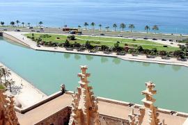Überfälle im Parc de la Mar in Palma: Vier Jugendliche festgenommen