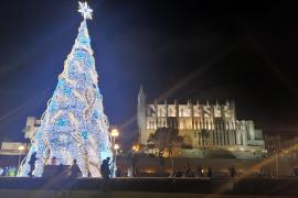 Palma schaltet Weihnachtsbeleuchtung schon um 20 Uhr aus
