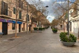 Auch Palmas In-Viertel Santa Catalina weist hohe Inzidenz auf