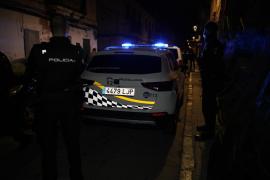 Gewalttättige nächtliche Zwischenfälle in zwei Vierteln von Palma de Mallorca