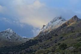 """Mallorca startet mit Schnee und """"Polarkälte"""" ins neue Jahr"""