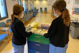 Ein Fünftel der Bewohner in Seniorenheimen auf Mallorca geimpft