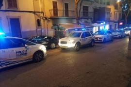 Polizei schließt mehrere größere Lokale und Geschäfte auf Mallorca