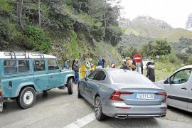 Escorca auf Mallorca will Straßen bei Überfüllung sperren lassen