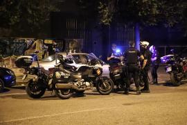 Busengrapscher im Zentrum von Palma de Mallorca abgeführt