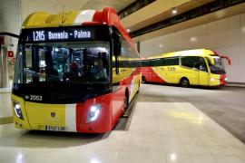 Neue Überlandbusse auf Mallorca offiziell eingeweiht