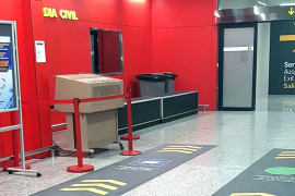 Flughafen auf Mallorca wegen Brexit umgestaltet