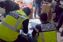 Drogenhandel bei Englischuntericht auf Mallorca