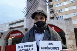Demo-Organisator auf Mallorca droht Geldstrafe
