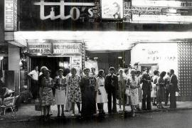 Das Tito's wurde in den 80ern zur Disco umgebaut.