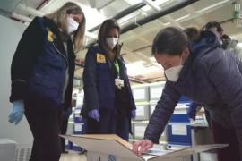 Impfkampagne auf Mallorca schreitet voran