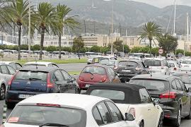 Weniger Luftverschmutzung in Palma de Mallorca