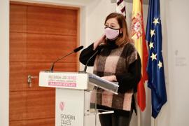 Armengol präsentiert Hilfspaket für restriktionsgeschädigte Betriebe auf Mallorca