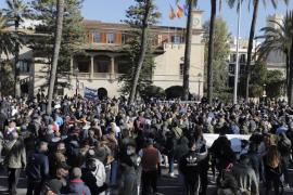 Groß-Demo mit Autos auf Mallorca geplant
