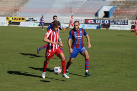 Mallorca-Clubs Atlético Baleares und Sa Pobla gleichauf