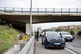 Frauenleiche an Ringautobahn in Palma de Mallorca aufgefunden