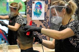 Friseure rufen zur Demo in Palma de Mallorca auf
