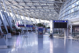 Neues Antigen-Schnelltestzentrum für Flughafen Düsseldorf