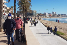 Corona-Experte sieht Mallorca schon jenseits der Kurvenspitze