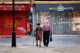 Schlechte Noten für Corona-Politik auf Mallorca