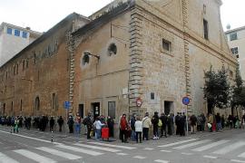 Immer mehr Menschen auf Mallorca auf Lebensmittelspenden angewiesen