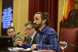 Arbeitsloser Ex-Parlamentschef der Balearen sucht Job