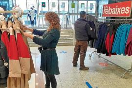 Große Einkaufszentren auf Mallorca dürfen teilweise wieder öffnen