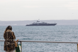 "Megayacht ""Serene"" vor Mallorca gesichtet"