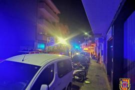 Mann stirbt bei Wohnungsbrand in Port de Pollença